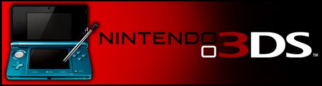Coming Soon: Nintendo 3DS