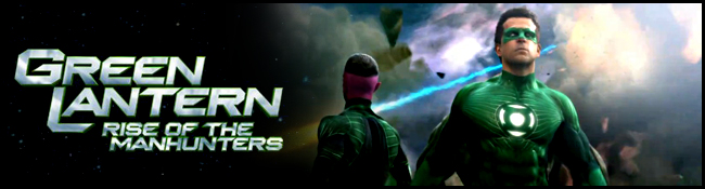 Green Lantern trailer raises Manhunters, but not expectations