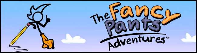 Nation Review: The Fancy Pants Adventures