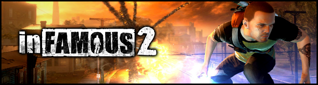 Cool Stuff: inFamous 2 Trailer