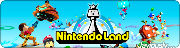 "Javiously… ""Nintendo Land"""