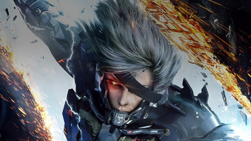Making Friends Play – Metal Gear Rising: Revengeance
