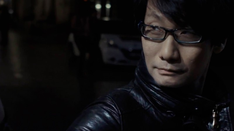 Hello and Thank You, Hideo Kojima