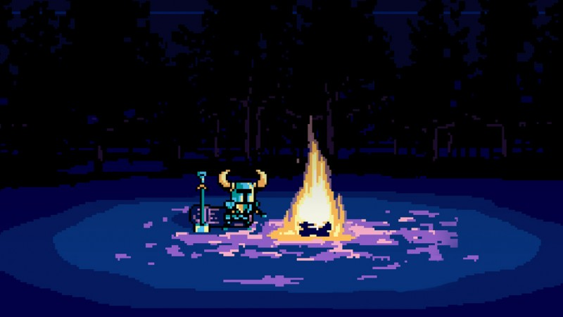 Making Friends Play – Shovel Knight