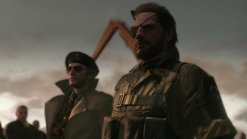 GoN 192: I Need Scissors! 61! (Metal Gear Solid-cast)